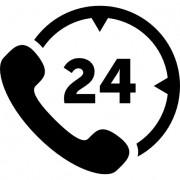 En Taxis Palazuelos estamos disponibles las 24 horas del día los 365 días del año